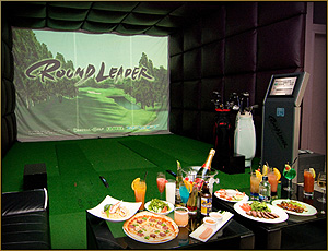 Golf Simulation Course